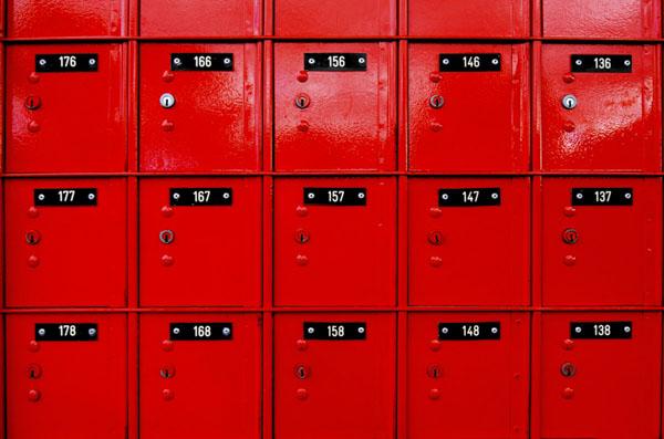 Work locker