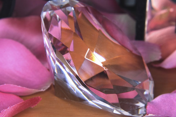 Large diamond