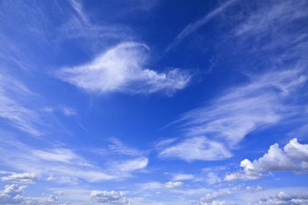 Angel Cloudscape
