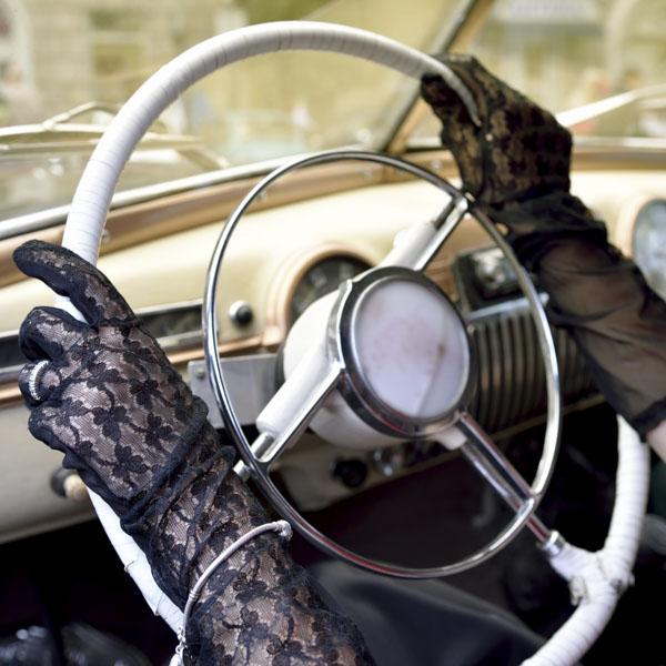 #spiritsays: Hands on the wheel