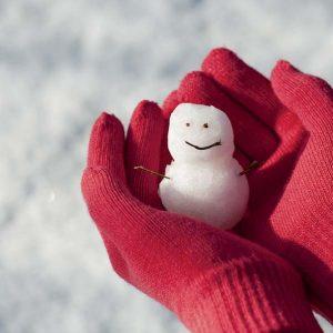 #spiritsays: Don your mittens