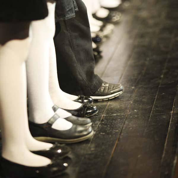 #spiritsays: Grubby toes