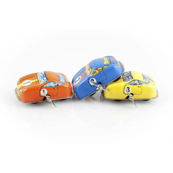 Toy car pile up