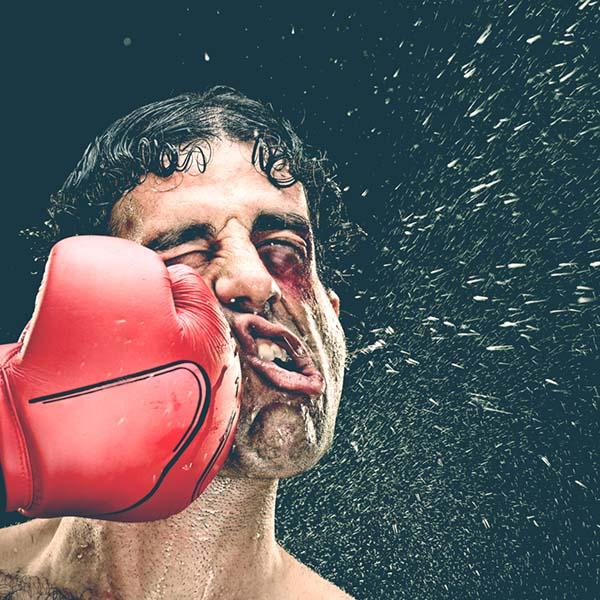 #spiritsays: Take a punch