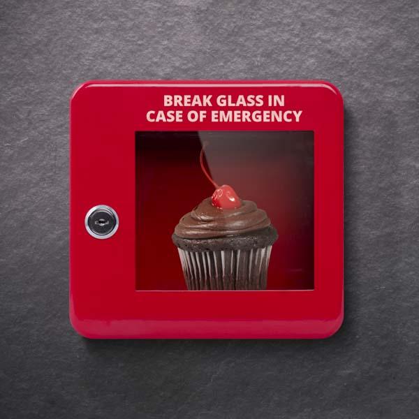Cupcake emergency