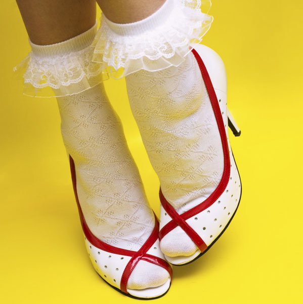 #spiritsays: Fancy footwork