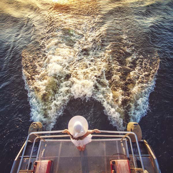 #spiritsays: Water under the bridge