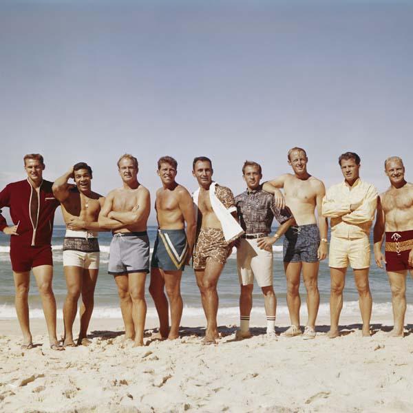 Vintage beach boys
