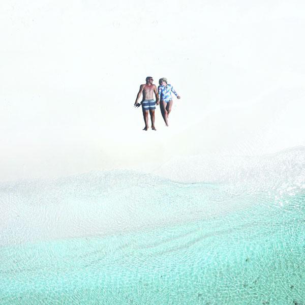 #spiritsays: Cosmic shore
