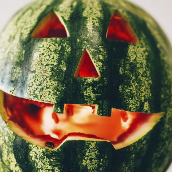 Watermelon pumpkin