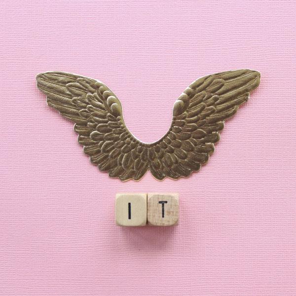 #spiritsays: Wing it