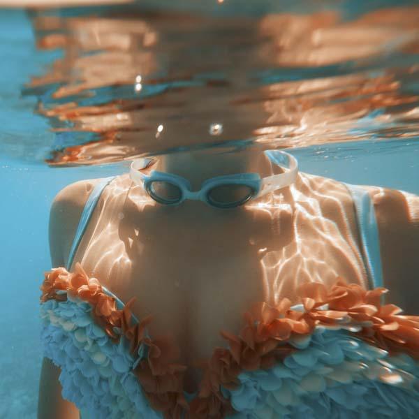 #spiritsays: Swell swimmer