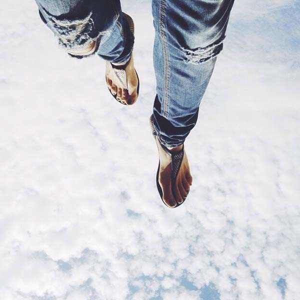 #spiritsays: Walk in the clouds