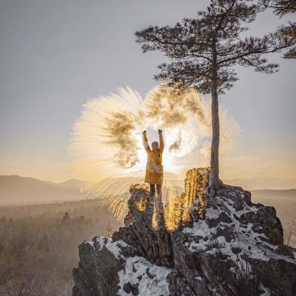 #spiritsays: Celestial sparks