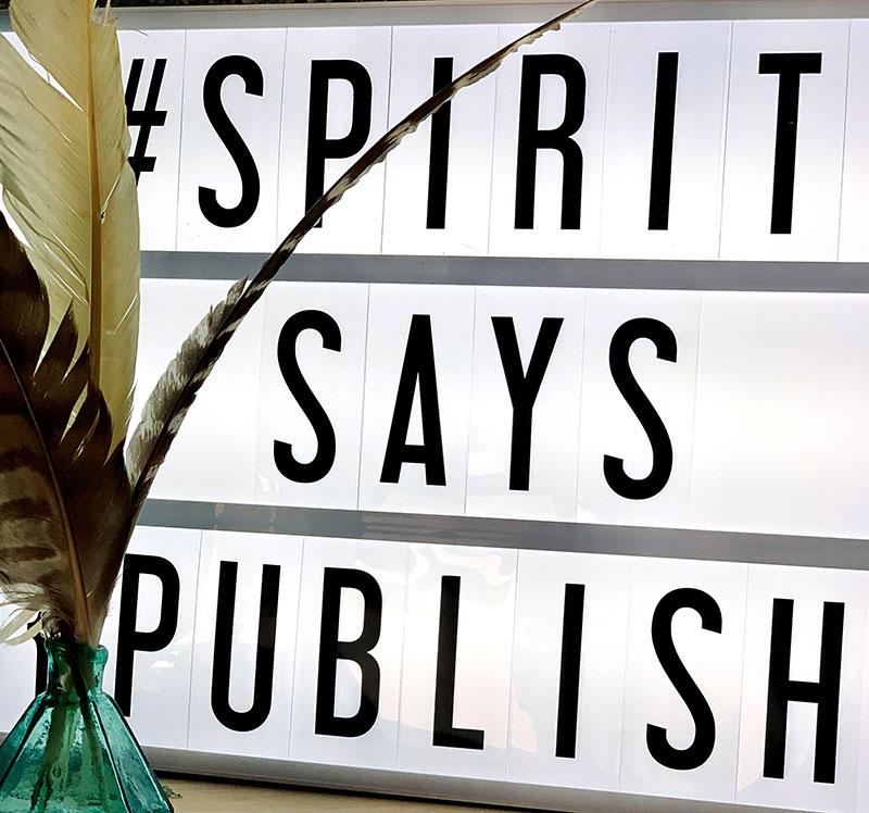 Spirit says publish