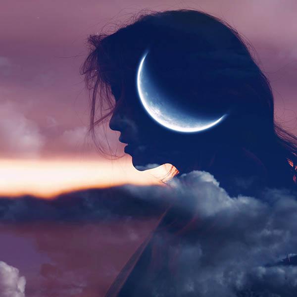 Moonbeam woman